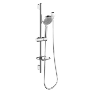 Gareth Ashton showers-on-rail ABS Round Rail Shower Single Function Showers