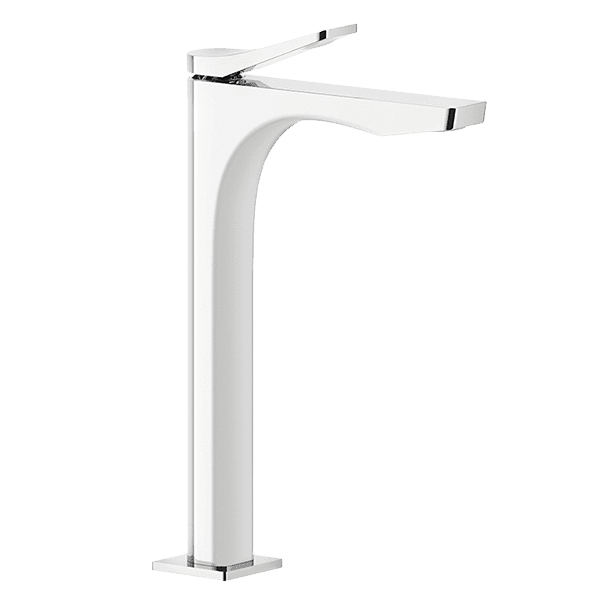 Gessi rilievo Rilievo High Basin Mixer without Waste Wall & Basin Mixers