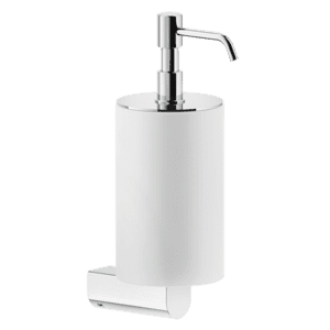 Gessi rilievo Rilievo Wall Mounted Soap Dispenser (White) Accessories