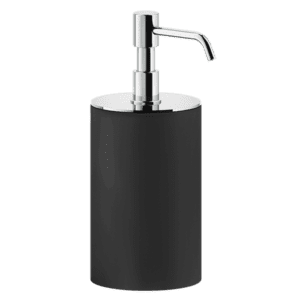 Gessi rilievo Rilievo Standing Soap Dispenser Holder (Black) Accessories