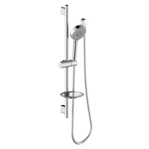 Gareth Ashton showers-on-rail ABS Round Rail Shower 5 Function Showers