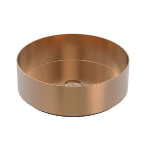 Gareth Ashton abey-304 Round 304 Stainless Steel Basin Artisan Copper Basins