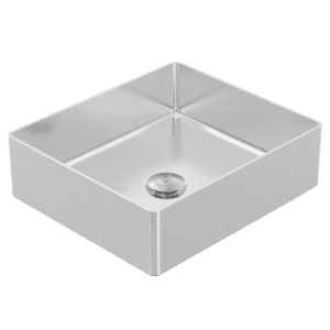Gareth Ashton abey-304 Square 304 Stainless Steel Basin Basins