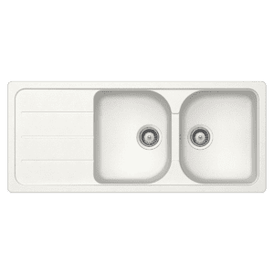 Schock formhaus Schock Formhaus Alpina Double Bowl Kitchen Sinks