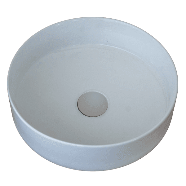 Gareth Ashton poco Poco Round Countertop Basin Basins