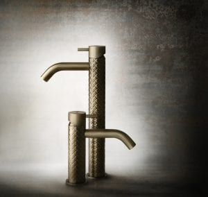 Gessi Woven Steel Collection