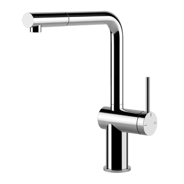 Gessi inedito Inedito Pull Out Kitchen Mixer Kitchen Taps & Mixers