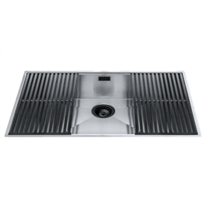 Barazza flexi Flexi Large Bowl Sink with Grids Kitchen Sinks